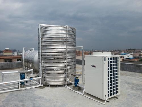 河北空气能热水器清洗