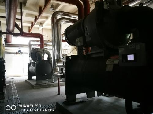 裕华区中央空调改造