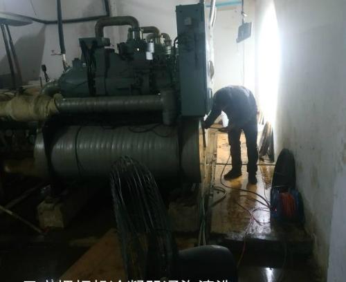 晋州冷凝器清洗