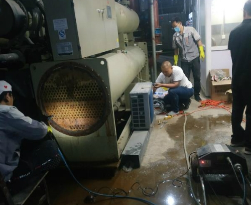 桥东区冷凝器清洗